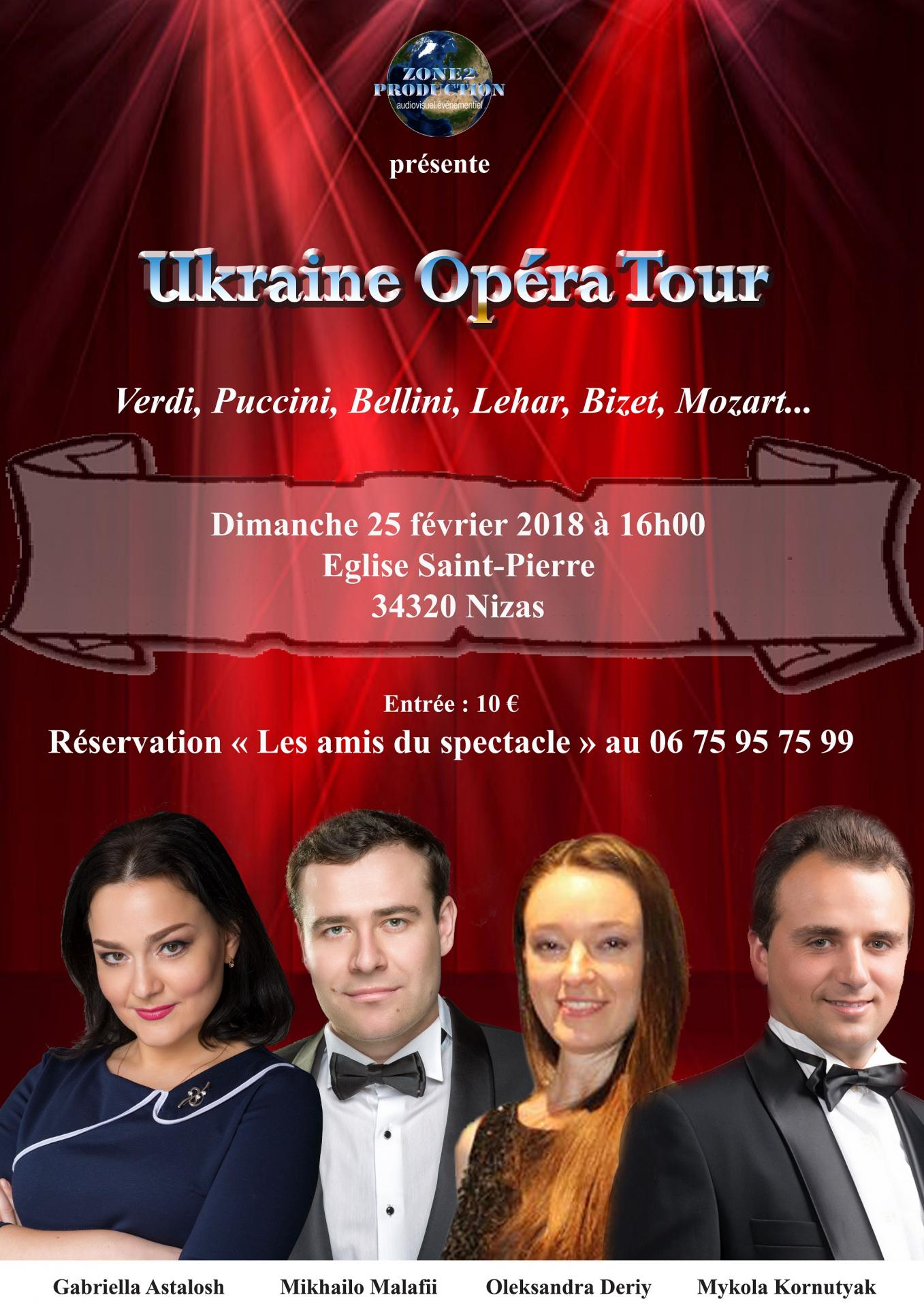 L a s ukraine opera tour rectoii